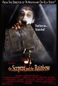poster from Serpent and the Rainbow