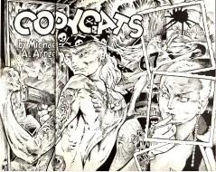 Copycats - Story illo from OBTR