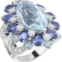 Aquamarine jewelry: a color as fascinating as its history