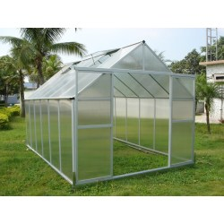 Small Crop Of Polycarbonate Greenhouse Panels