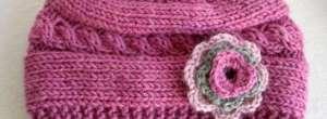 10 nuevos diseños de gorros para tejer