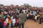 Daniel forkynner i kampanje i Onger