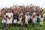 Barna i den nyplantet menigheten