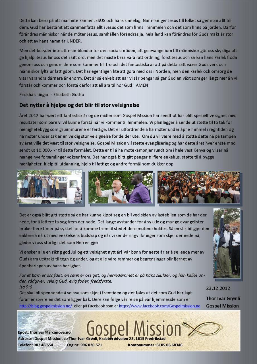 kontaktsbrev nr 4 - 2012 - side 2
