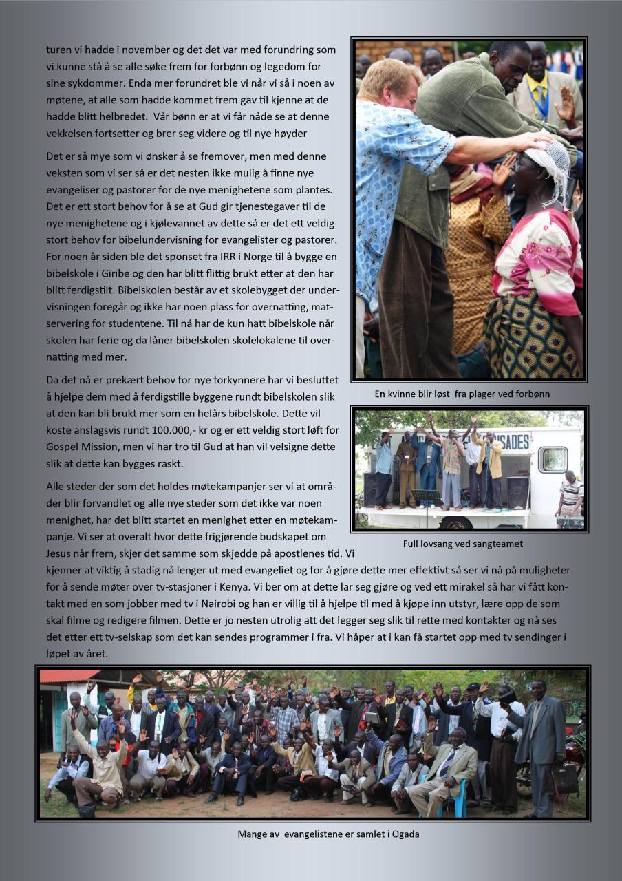 kontaktsbrev nr 1 - 2013- side 2