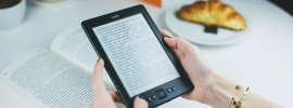 Why I Love Reading Book on Kindle