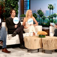 Johnny Depp, Gwyneth Paltrow, And Paul Bettany Reveal Dirty Secrets (VIDEO)