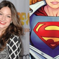 Glee's Melissa Benoist Cast As Supergirl