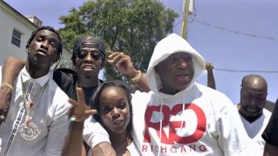 Watch: Rich Gang's