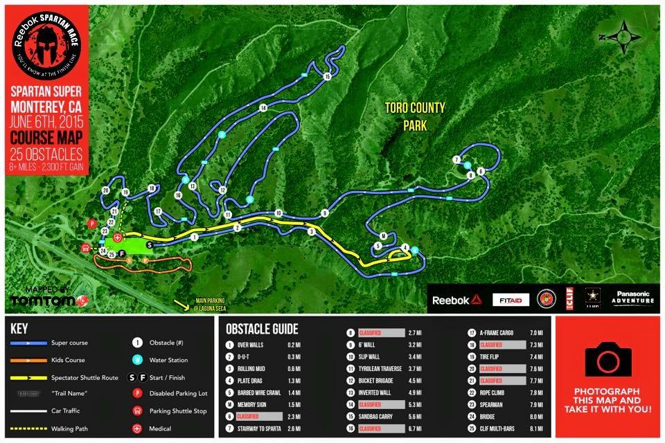 Spartan Race Monterey Recap (pic heavy)   SpartanAdam.com