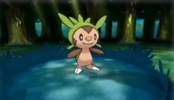 PokemonY-Chespin