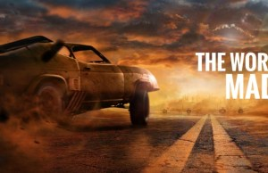 Sony unveils exclusive Mad Max trailer.
