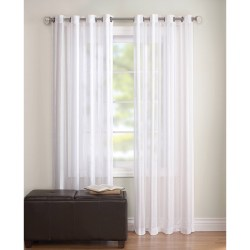 Small Of White Sheer Curtains