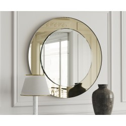 Small Crop Of Art Deco Mirror