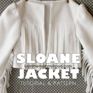Featured: The Sloane Jacket Tutorial