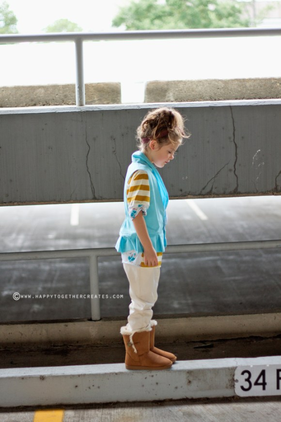 Sweet girl outfit by happy together
