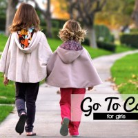 Go To Cape for Girls sewing pattern