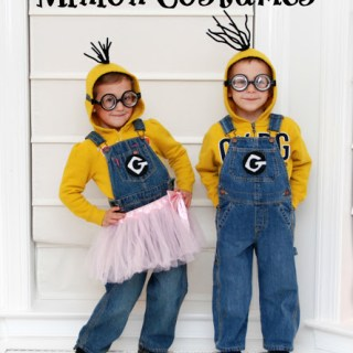 Featured: Minion Costume Tutorial