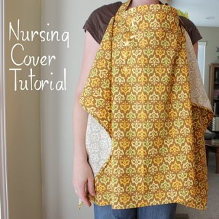 Featured: Nursing Cover Tutorial