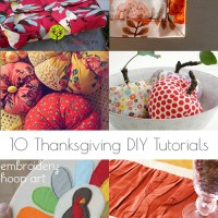 10 great Thanksgiving tutorials you can still make!