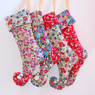 Featured: Elf Stocking Tutorial