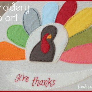 Featured: A Turkey Tutorial