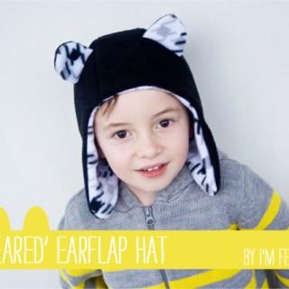 Tutorial: The 'Eared' Earflap Hat