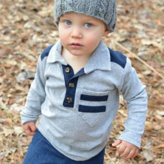 Sew & Tell: Perfect Polo