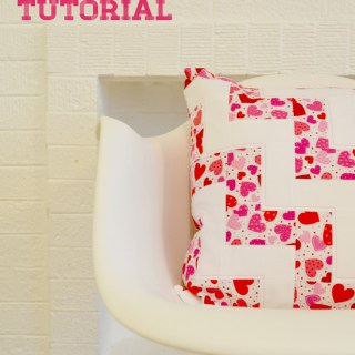 Featured: Zig Zag Pillow Tutorial