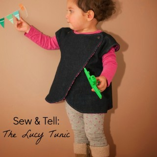 Sew & Tell: The Lucy Tunic