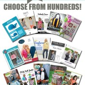 Win 15 PDF Sewing Patterns! Contest ends 2/28/14