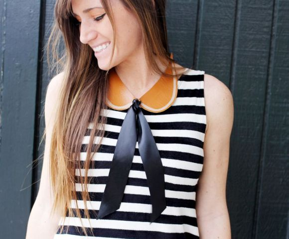 peter pan collar necklace