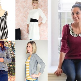 Sewing patterns for women!