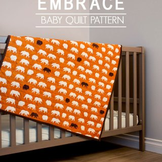 Embrace Baby Quilt Tutorial