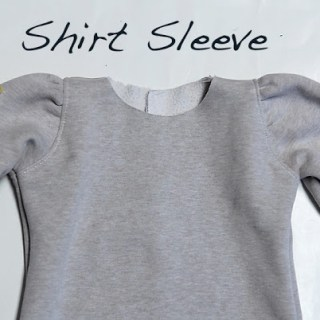Shirtsleeve Tutorial