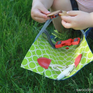 Toddler Buckle Toy Tutorial