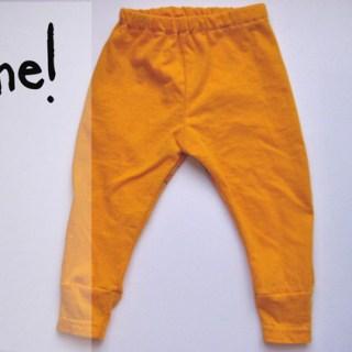 T-Shirt Baby Pants