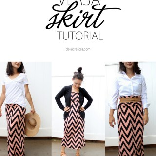 Versa Skirt Tutorial