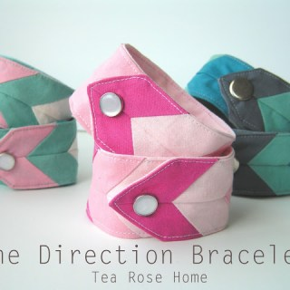 One Direction Bracelet Tutorial
