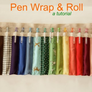 Pen Wrap & Roll Tutorial