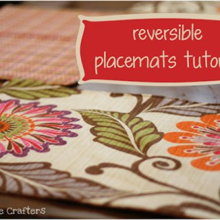 Reversible Placemat Tutorial