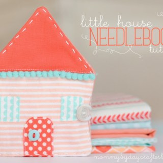 Little House Needlebook Tutorial
