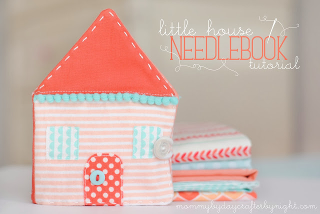 Little House Needlebook Tutorial