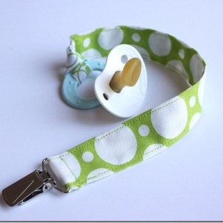 Pacifier Clip Tutorial