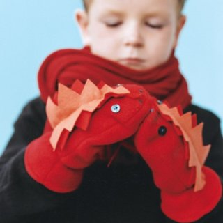 Monster Mitten Tutorial