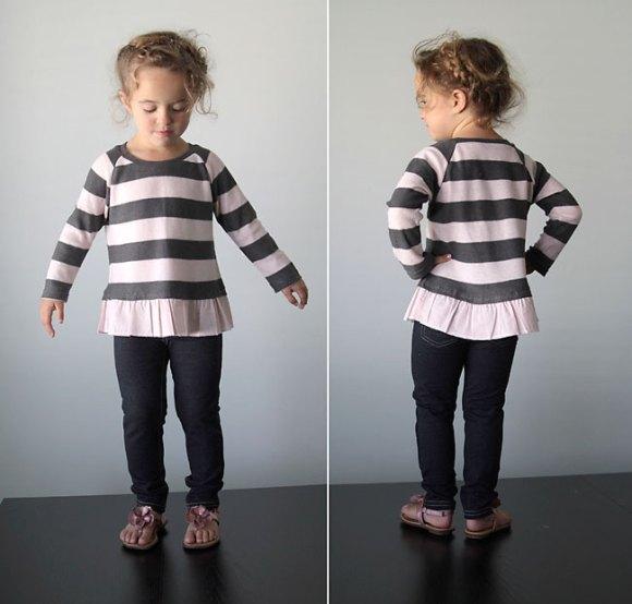 ruffled-hemline-sweater-how-to-sew-diy-girls