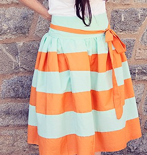 Simply Beautiful Skirt Tutorial