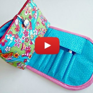 Sew a Cosmetics Bag