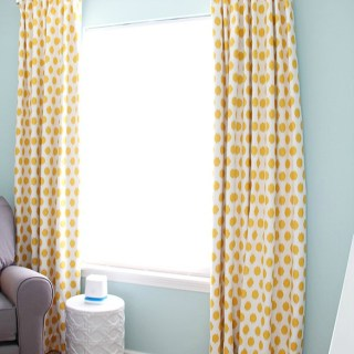 How to Make Blackout Curtains 1