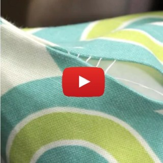 How to Hand Sew an Invisible Seam